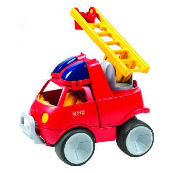 458 – Gowi Fire Brigade Baby-Sized