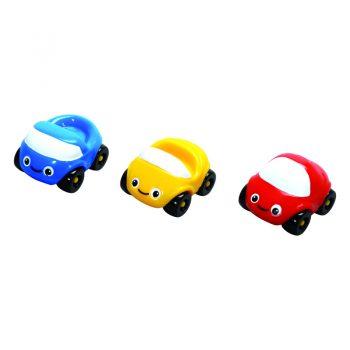 503 – Set 3 Gowi Smiley Speedbuggies
