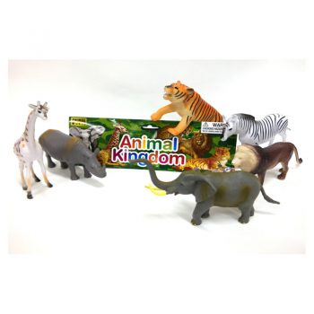 557b – Big Playset Wild Animal