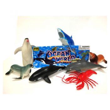 557c – Big Playset Ocean World