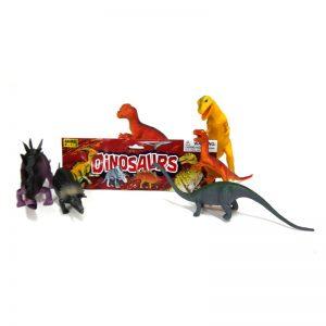 557e – Big Playset Dinosaurs