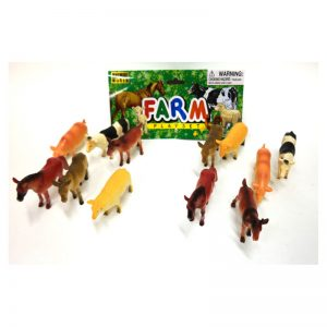 560a – Farm Animals 12bag Ea