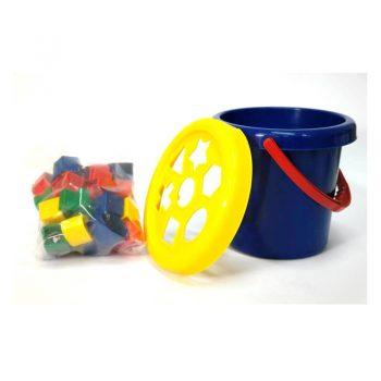 592 – Shape Sorter Bucket