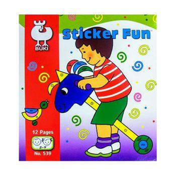 645h – Sticker Fun (539)