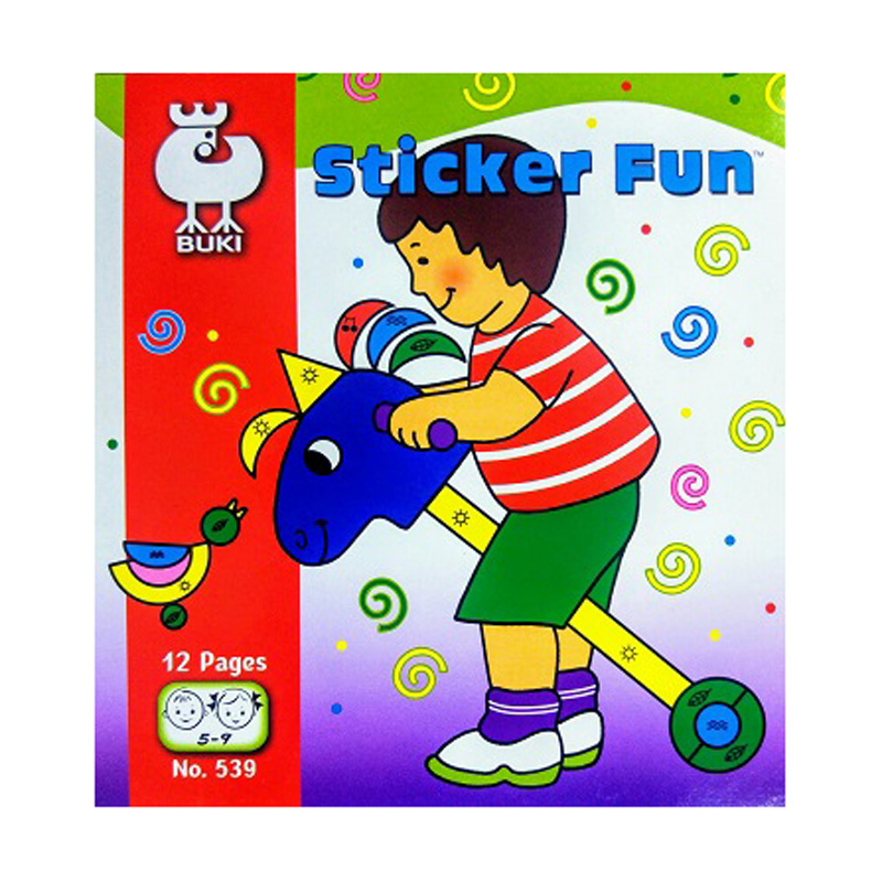 645h – Sticker Fun (539)