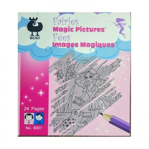 645i – Fairies Magic Pics (8001)