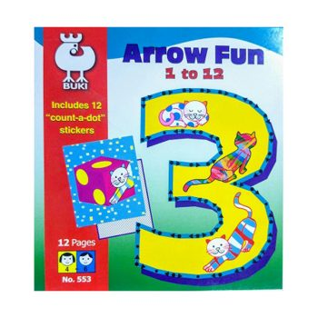 645p – Arrow Fun 1 -12 (553)