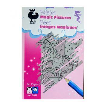 646b – Fairies Magic Pictures (8007)