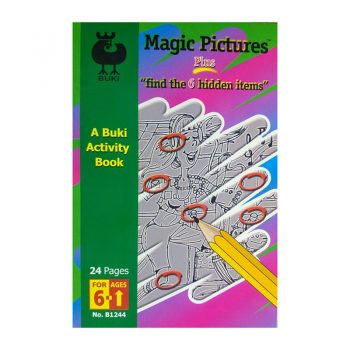 646j – Magic Pic (6 Hidden Items) (B1244)