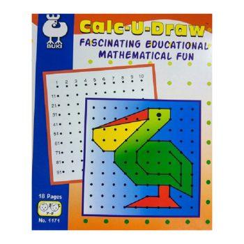 647b – Calc-u-Draw (7-8 Yrs) (1171)