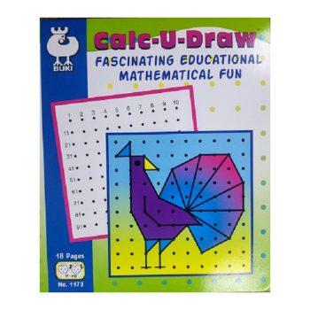 647d – Calc-u-Draw (9-10 Yrs) (1173)