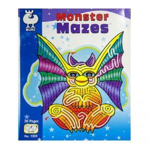 647e – Monster Mazes (1309)