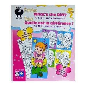 647f – Fairies What's The Difference (8014)