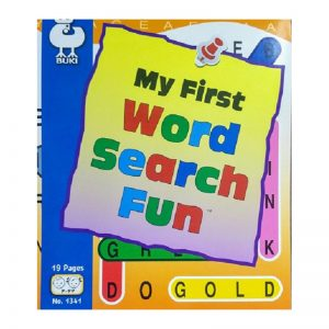 647h – My First Word Search (1341)