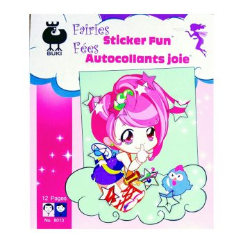 647k – Fairies Sticker Fun (8013)