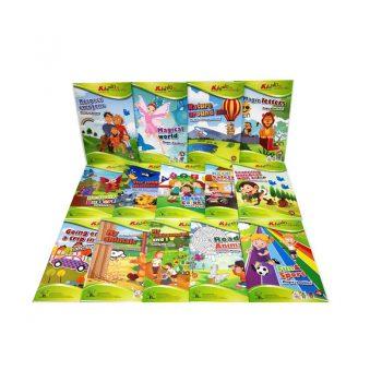648 – Kiddo Medium Activity Books (14 Des)