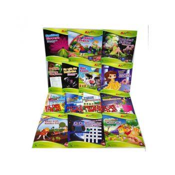 649 – Kiddo Large Activity Books (17 Des)
