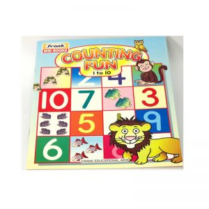 659 – Counting Fun 1-10