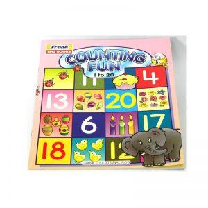 660 – Counting Fun 1-20
