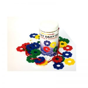707 – Crazy Daisy Discs + Lace