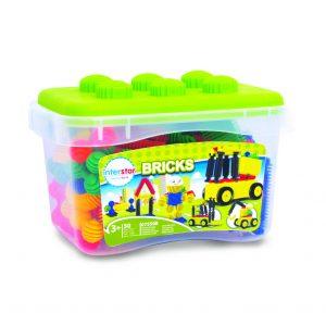 808 – Interstar Bricks 50pce In Bucket