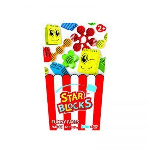 810 – Interstar Star Blocks Popcorn