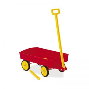 D3117 – Red Wagon