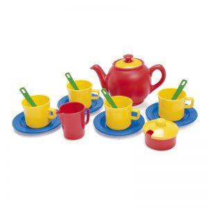 D4382 – Tea Set In Net