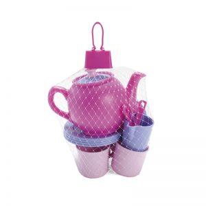D4398 – Princess Tea Set In Net