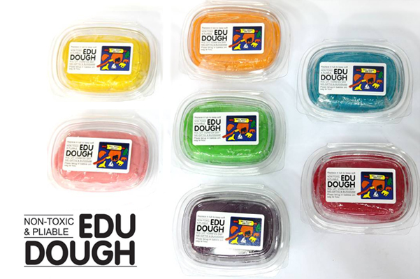 Did You Know, We Make Our Own Edudough!