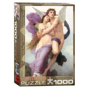 173 – 1000pce Puzzles 6000-0019 The Ravishment Of Psyche
