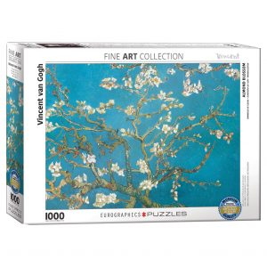 173 – 1000pce Puzzles 6000-0153 Almond Blossom In Bloom