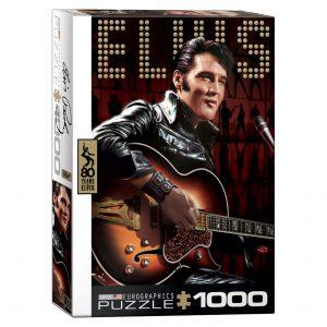 173 – 1000pce Puzzles 6000-0813 Elvis Presley Comeback Special