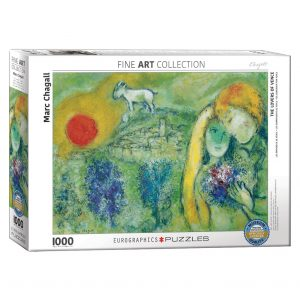 173 – 1000pce Puzzles 6000-0848 The Lovers Of Venice