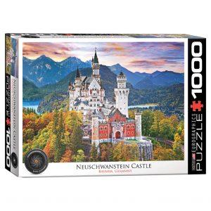 173 – 1000pce Puzzles 6000-0946 Neuschwanstein Castle