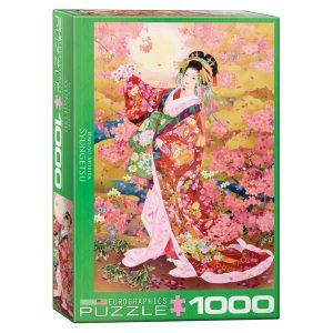 173 – 1000pce Puzzles 6000-0984 Syungetsu