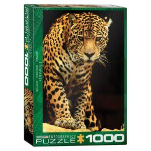 173 – 1000pce Puzzles 6000-1163 Leopard