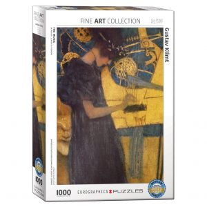 173 – 1000pce Puzzles 6000-1991 The Music