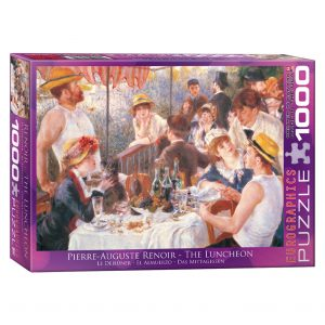 173 – 1000pce Puzzles 6000-2031 The Luncheon