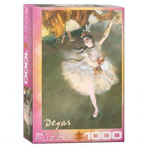 173 – 1000pce Puzzles 6000-2033 Ballerina