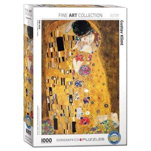 173 – 1000pce Puzzles 6000-4365 The Kiss