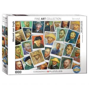 173 – 1000pce Puzzles 6000-5308 Selfies