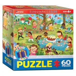 177b – 60pce Puzzle 6060-0468 Birthday Party