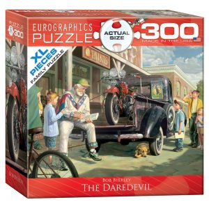 172 – 300pce Oversized Family Puzzles 8300-0441 The Dare Devil