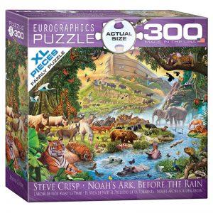 172 – 300pce Oversized Family Puzzles 8300-0980 Noah's Ark