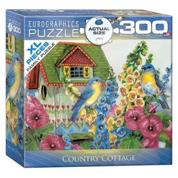 172 – 300pce Oversized Family Puzzles (16 Des) 8300-0603 Country Cottage