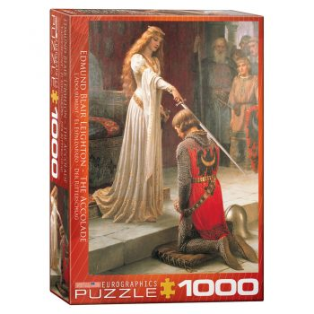 173 – 1000pce Puzzles 6000-0038 The Accolade