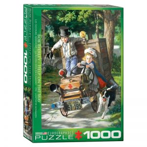 173 – 1000pce Puzzles 6000-0439 Help On The Way