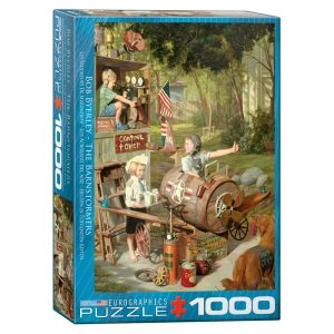 173 – 1000pce Puzzles 6000-0440 The Barnstormers