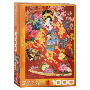 173 – 1000pce Puzzles 6000-0564 Agemaki
